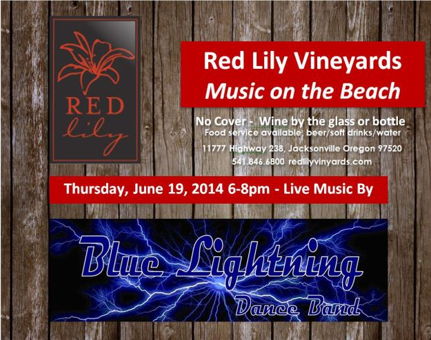 Red Lily 6-19-14