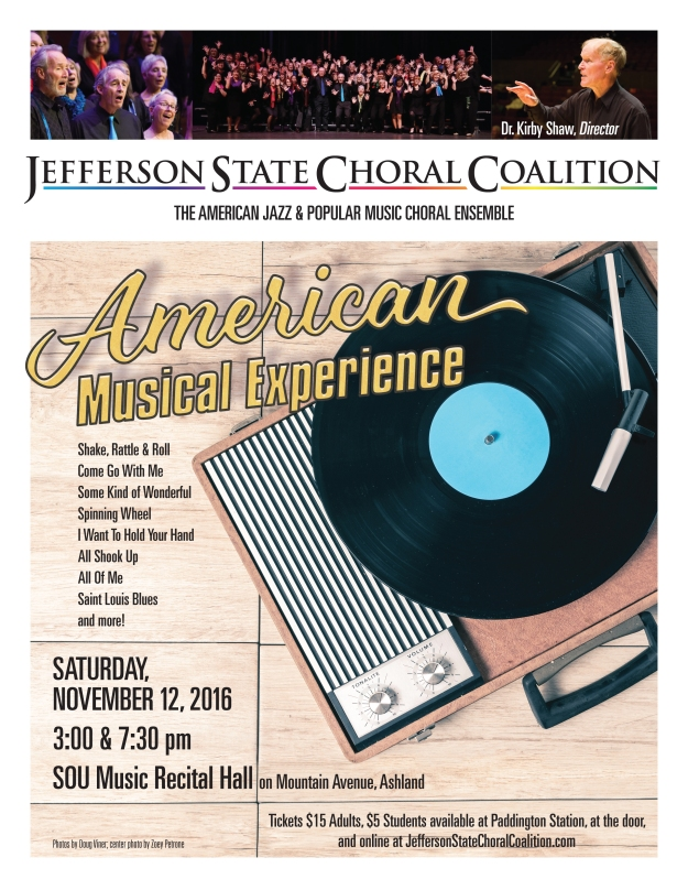 JSCC American Musical Experience Flyer.indd